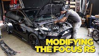 FOCUS RS - Let The MODS Begin!