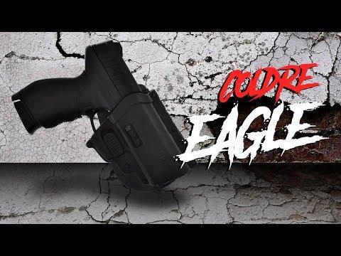 Coldre Eagle em Polímero - Paddle - Bélica Militar