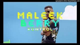 Maleek Berry Kontrol Instrumental