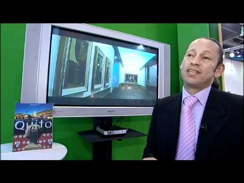 Quito, Ecuador – WTM 2010 Exhibitor Interview