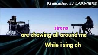 CATS ON TREES   SIRENS CALL I G JJ Karaoké - Paroles