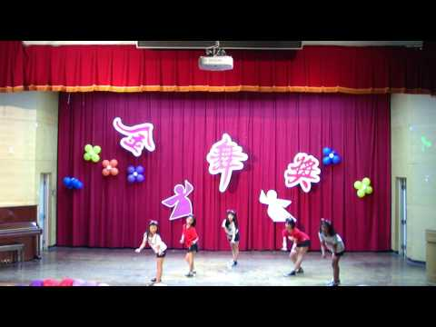 508 Shiny girls(2016仁愛國小-金舞獎) - YouTube