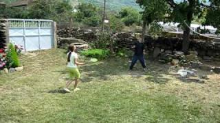 Badminton vo Gostirazni