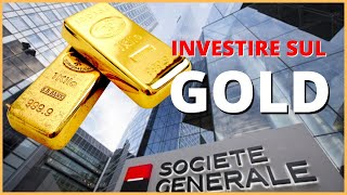 Investire in oro per sfruttare la stagionalità