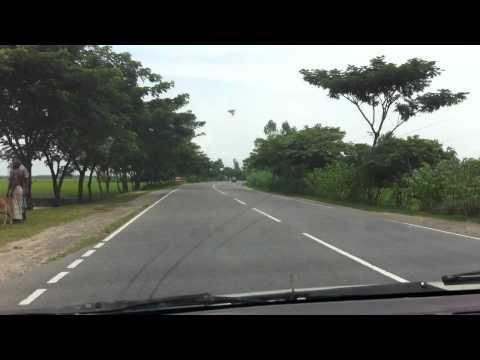 Driving in Bangladesh