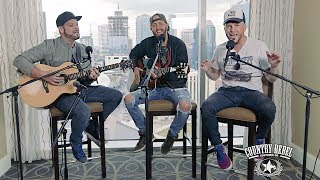 LOCASH 'I Know Somebody' // Country Rebel Skyline Sessions