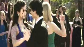 LOVE and DANCE - Damon and Elena + Austin and Sam