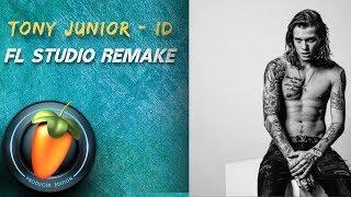 Tony Junior - ID(Fl Studio 11 Remake) || FΣЯƬӨ