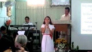 DESERT SONG by Giselle (United Pentecostal Church Lipa City Batangas) 10-02-11