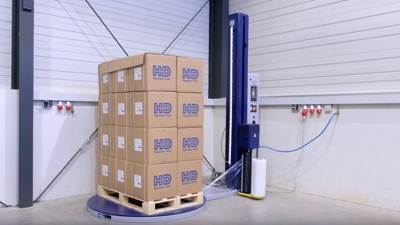 PX 2000-R mit Ionisierungsstab