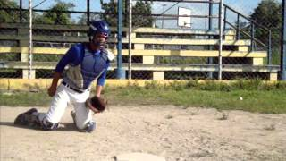 Freddy Rodríguez Prospecto de Beisbol, Catcher 19 años Venezolano