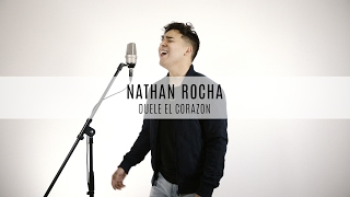 DUELE EL CORAZON - Enrique Iglesias (Nathan Rocha Cover) On iTunes & Spotify
