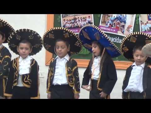 Serenata por el dia la Mujer! Second Grade Centro Educativo Punto de Partida Loja, Ecuador