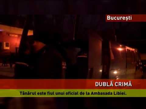 Dublă crimă, în București