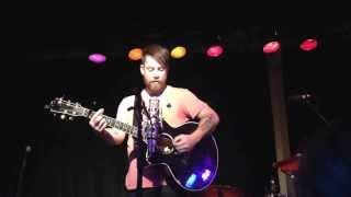 David Cook - Favorite Toothpaste & Fade Into Me Banter (Ann Arbor)