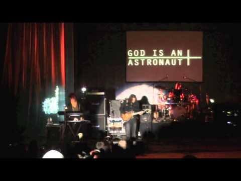 God Is An Astronaut in Chernivtsi 14-04-2011 – all is violent all is bright LIVE