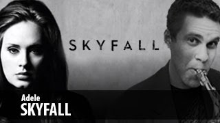 Skyfall - Tenor Saxophone - Adele - BriansThing