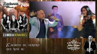 Video Lyric - Enrédame Cumbia Benavides