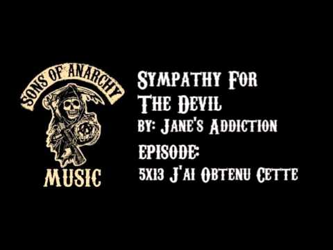 Sympathy For The Devil - Jane\'s Addiction | Sons of Anarchy | Season ...