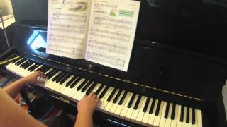 Enchanted Forest Alfred's Premier Piano Course Lesson book 2B
