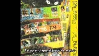 Del Pueblo y Del Barrio - Punto Final (subtitulado)