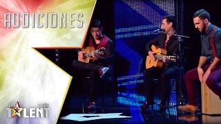 ¡Flamenco portugués! ¡Olé que arte! | Audiciones 6 | Got Talent España 2017
