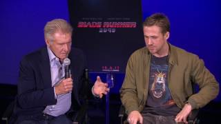 BLADE RUNNER 2049 - Live Q&A and Trailer Debut Highlight Reel