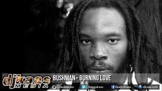 Bushman - Burning Love ▶Crossroads Riddim ▶Notis Records ▶Reggae 2016
