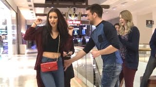 Harassment in Public, Guys vs Girls (Social Experiment) width=