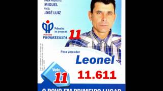 Música do partido progressista   Leonel 11611