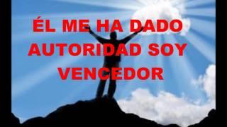Soy Vencedor (Letra) - Gabriel Montero