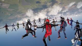 Skydiving - Live Bigz Sequentials in Texas May 2014