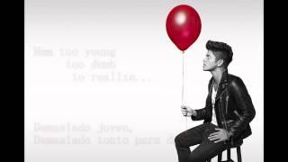 Bruno Mars - When I Was Your Man Letra (Español e Ingles)