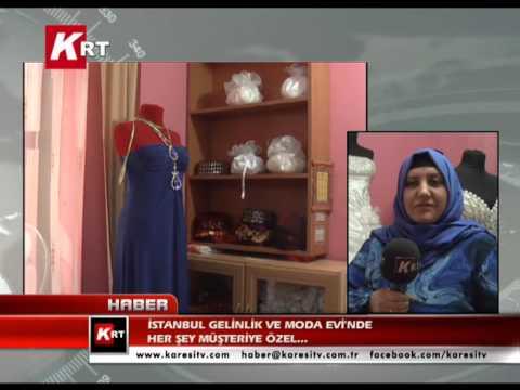 İstanbul Gelinlik ve Moda Evi'nde Her Şey Müşteriye Özel
