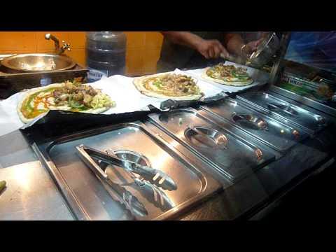 Kathmandu-印度捲餅