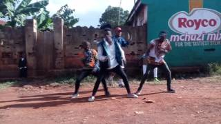Awilo Longomba - Rihanna (Official Video) ft. Yemi Alade - Dance Choreography By Movaz Dance Kenya