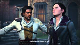 Assassin's Creed: Syndicate - Change of Plans: Evie Upset with Henry Green Dialogue Cutscene PS4