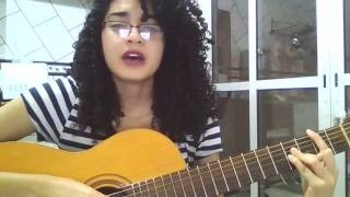 De Ti preciso- Cláudia canção(cover)
