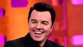 Seth MacFarlane sings Family Guy karaoke - The Graham Norton Show: Series 17 Episode 10 - BBC