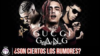 Rumor : Gucci Gang (Remix) - Lil Pump, Anuel AA y Bad Bunny ¿Es Real o es falso?
