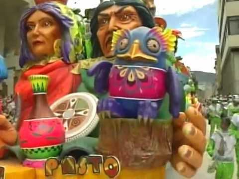 Carnaval Pasto 2011