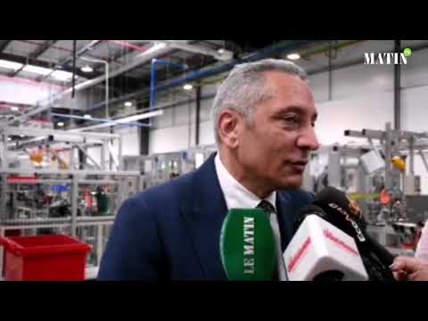 Video : Nexteer Automotive inaugure son usine à Kénitra