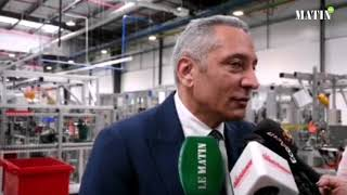 Nexteer Automotive inaugure son usine à Kénitra