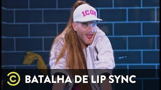 "LipSync Battle - Scott Hoying -  ""Side to Side"""