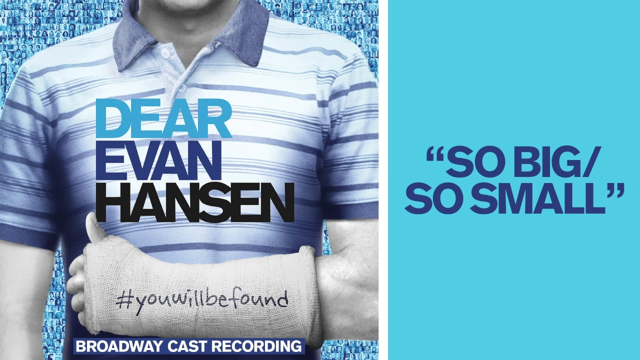 Dear Evan Hansen Musical In South Florida August