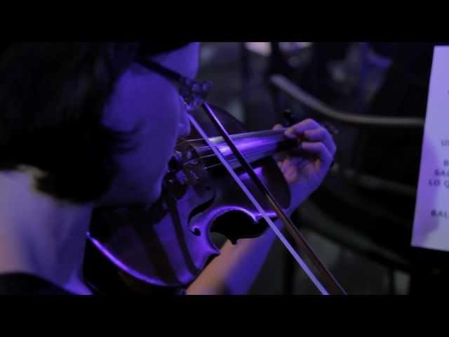 """Video de Vetusta Morla cantando """"Maldita Dulzura"""" en directo con la Orquesta Sinfónica de la Región de Murcia (OSRM)"""