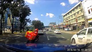 Jollibee motorcycle accident