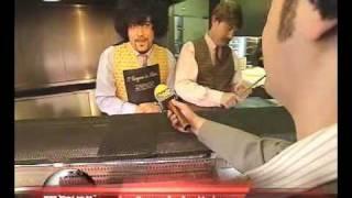 """Telerural - Restaurante """"O Cinzeiro de Natas"""""""