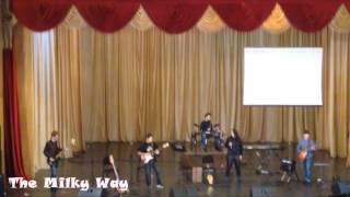 The Milky Way - Rock And Roll (Led Zeppelin Cover) LIVE