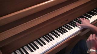 Edward Maya & Vika Jigulina - Stereo Love Piano by Ray Mak
